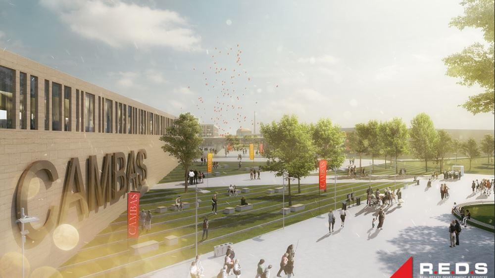 Στην τελική ευθεία για την υλοποίηση του Cambas Park προχωρά η REDS