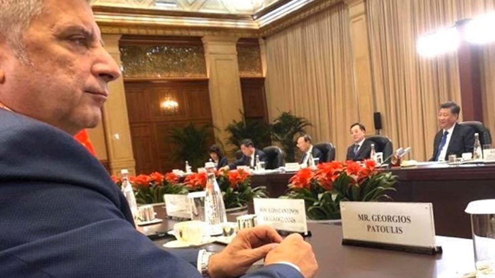 Γ. Πατούλης: Χώρα φιλική προς τις επενδύσεις η Ελλάδα
