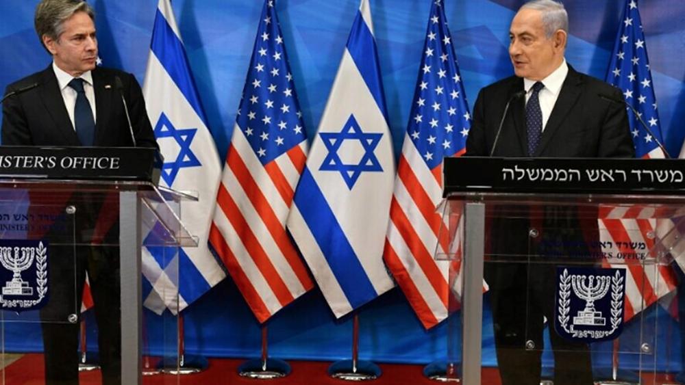 Μπλίνκεν: Σε στενή διαβούλευση με το Ισραήλ για το θέμα της επιστροφής των ΗΠΑ στη συμφωνία για τα πυρηνικά του Ιράν