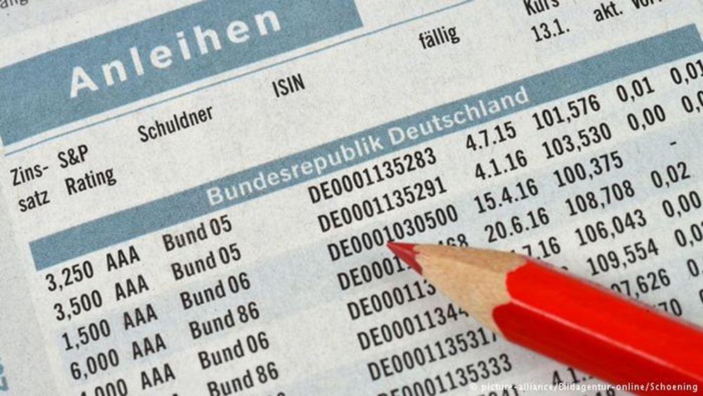 Handelsblatt: Η Γερμανία σχεδιάζει έκδοση νέου χρέους 100 δισ. ευρώ το 2022