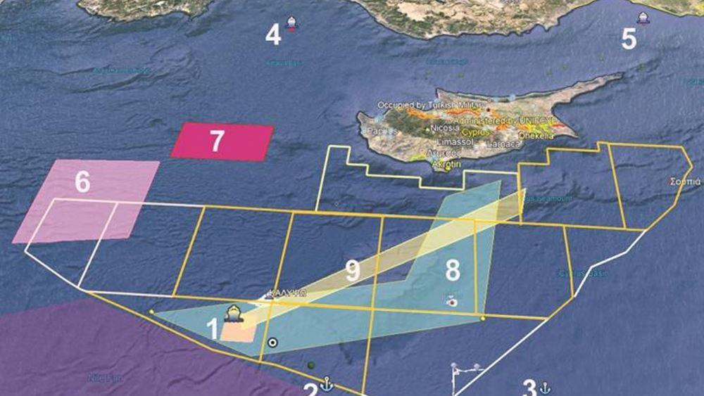 Την πλήρη στήριξή τους προς την Κύπρο για τις εξελίξεις στην ΑΟΖ εξέφρασαν Κόντε και Σάντσεθ
