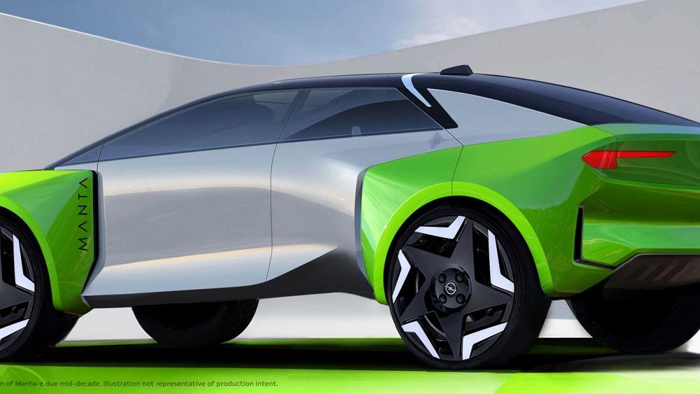 Η Opel θα πουλά μόνο ηλεκτρικά μοντέλα στην Ευρώπη από το 2028