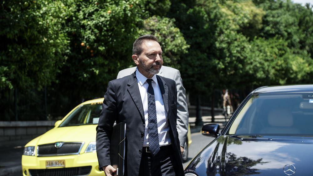 Γ. Στουρνάρας: Η ΤτΕ θα εισηγηθεί σύντομα την πλήρη άρση των capital controls