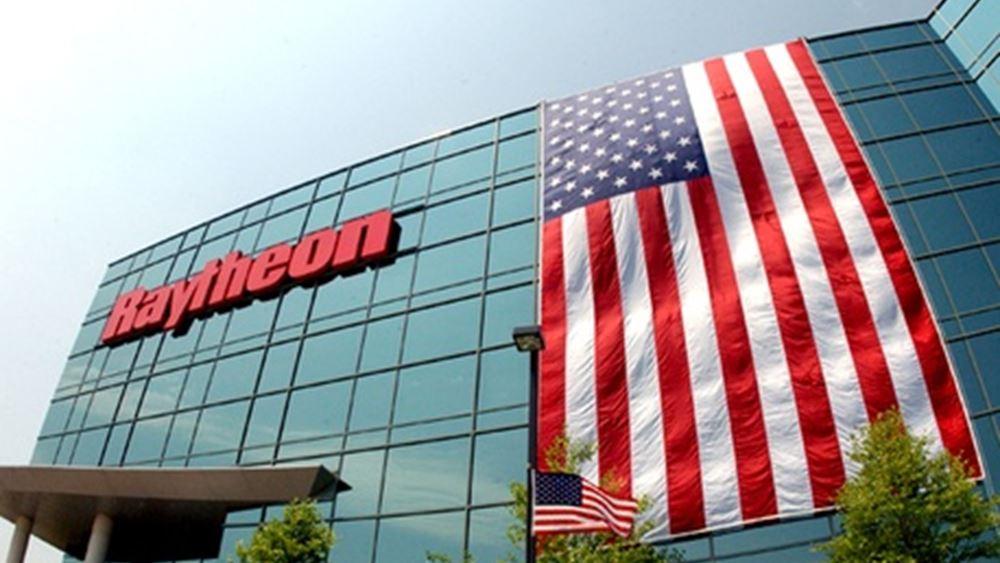 Κατά 2,6% ενισχύεται η μετοχή της Raytheon Technologies