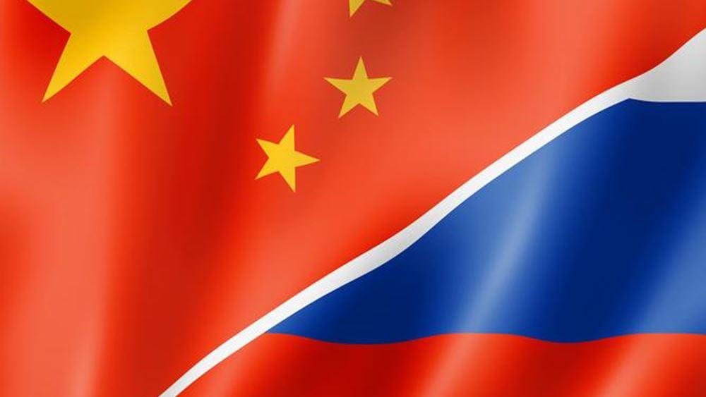 Κίνα: Άνω των 30 εκατ δολαρίων το οικονομικό ύψος των συναλλαγών με τη Ρωσία