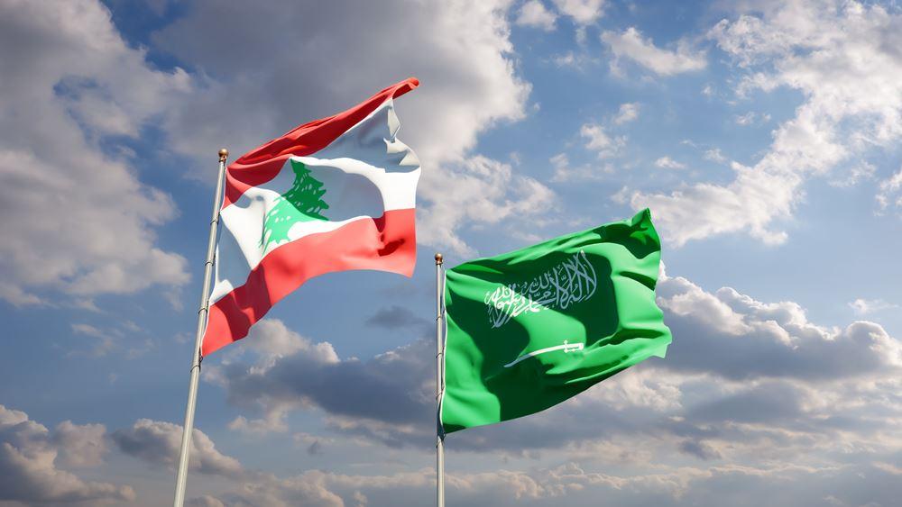 Σ. Αραβία-Λίβανος: Διπλωματική κρίση με αφορμή δηλώσεις του Λιβανέζου ΥΠΕΞ