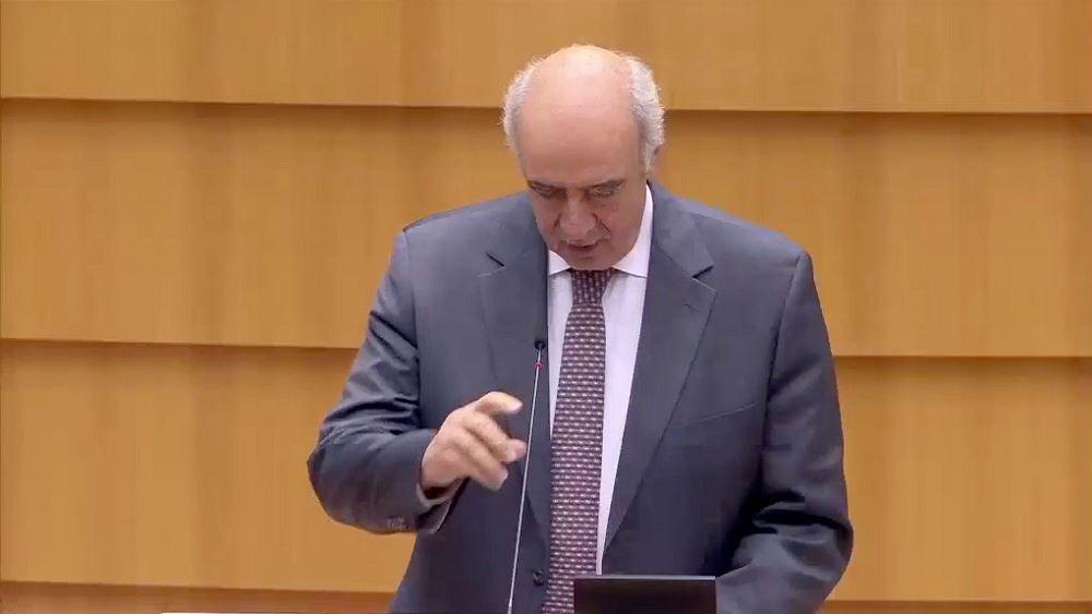 Μεϊμαράκης: Αναστολή των ενταξιακών διαπραγματεύσεων με την Τουρκία