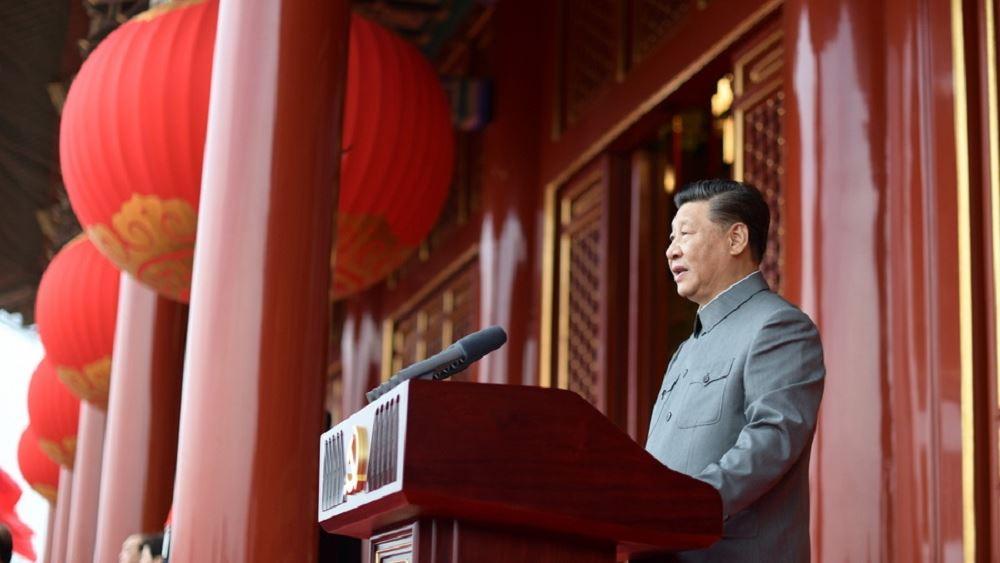 Σι Τζινπίνγκ Κινα 100 χρονια Κομμουνιστικο Κομμα