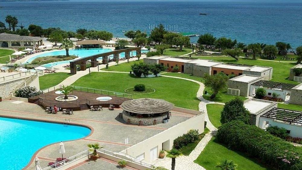 Σε πλήρη εξέλιξη η επένδυση του ομίλου Sani-Ikos στην Κέρκυρα