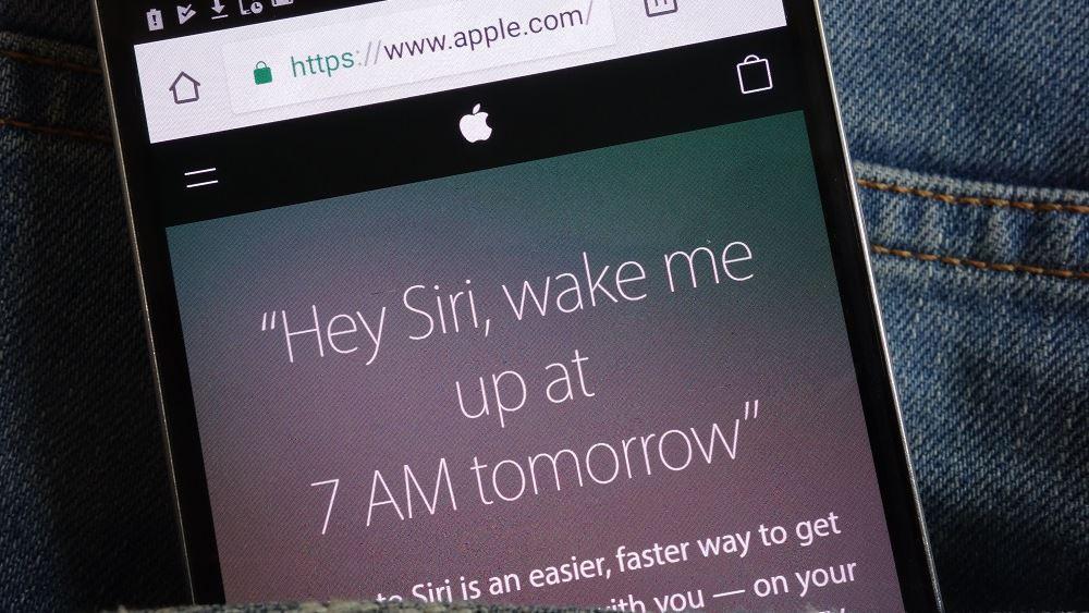 Αγωγή για αποζημίωση $1,4 δισ. κατά της Apple υπέβαλε κινεζική εταιρεία τεχνητής νοημοσύνης