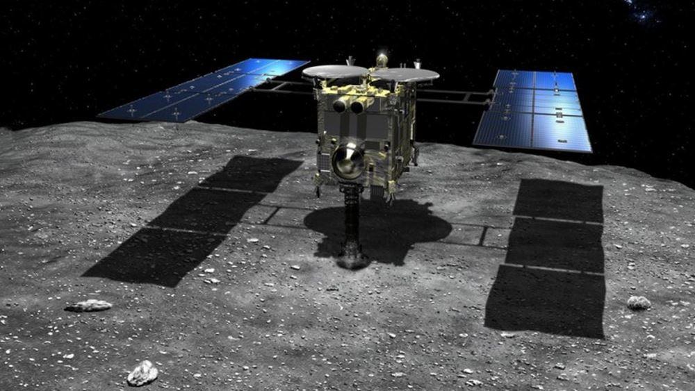 Ιαπωνία: Διαστημική κάψουλα έφερε στη Γη δείγματα αστεροειδή που ίσως αποκαλύψουν πώς γεννήθηκε το ηλιακό μας σύστημα