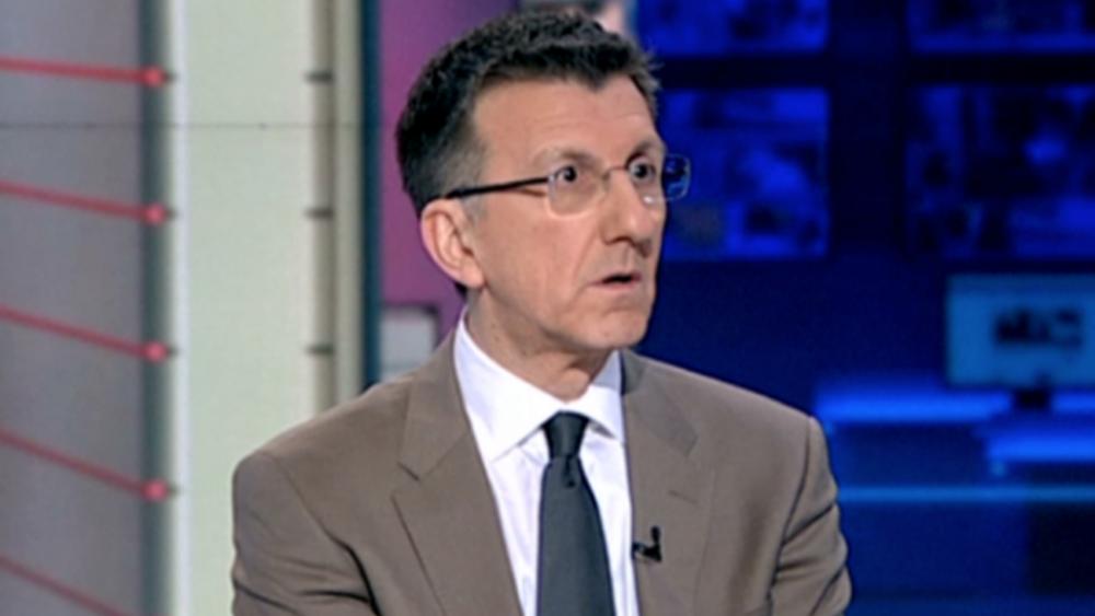 Επίθεση Ρουβίκωνα στο σπίτι του δημοσιογράφου Άρη Πορτοσάλτε