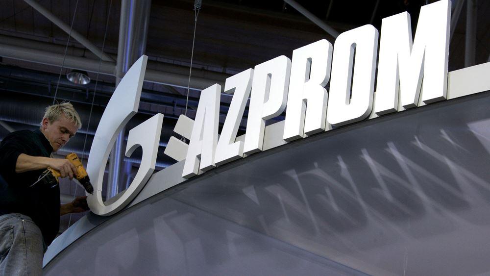 Η ρωσική Gazprom πλήρωσε 2,9 δισ. δολάρια στην ουκρανική Naftogaz