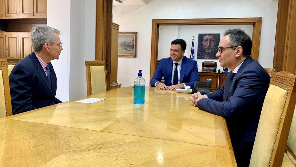 Πάιατ: Η Ελλάδα ενίσχυσε τη διεθνή της φήμη με τον τρόπο που αντιμετώπισε τον κορονοϊό