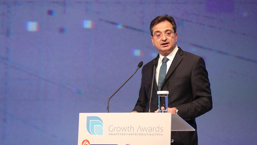 H Ελλάδα έχει τις δυνάμεις και τους ανθρώπους για να στηρίξουν την ανάκαμψη, είπε ο CEO της Eurobank