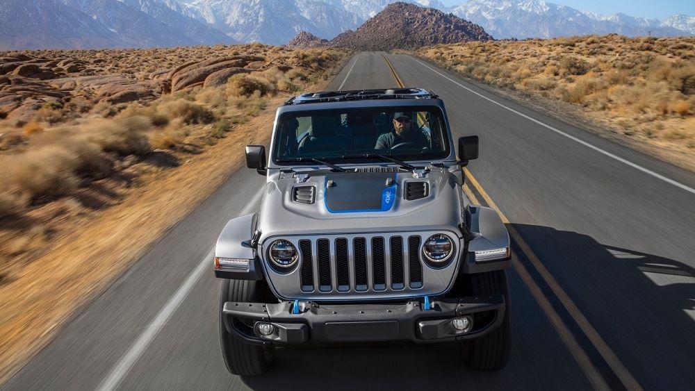 Προ των πυλών το νέο Jeep Wrangler 4xe