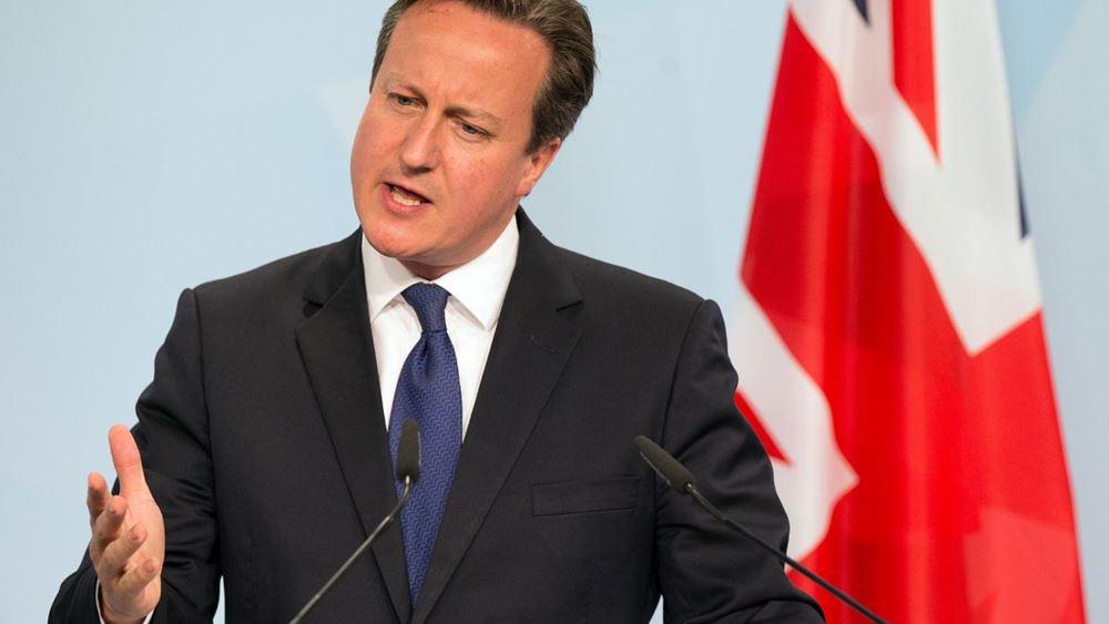 D. Cameron: Θα περάσουν δεκαετίες πριν ενταχθεί η Τουρκία στην ΕΕ