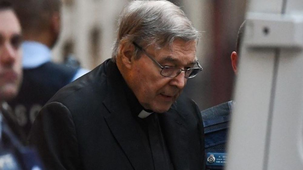 Αυστραλία: Απορρίφθηκε η έφεση του καρδινάλιου Πελ που έχει καταδικαστεί για σεξουαλική κακοποίηση ανηλίκων