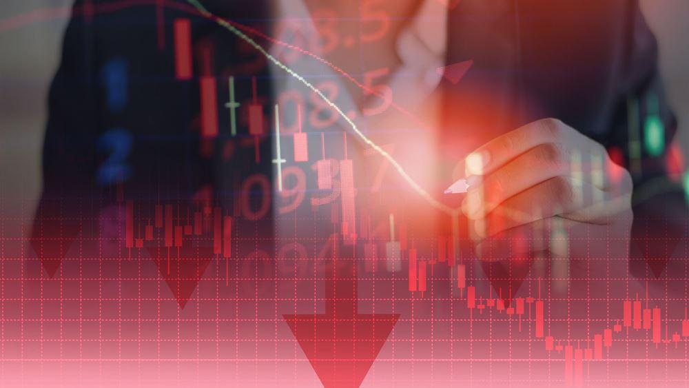 Βαριές απώλειες στις ευρωαγορές, βουτιά 3,7% ο DAX