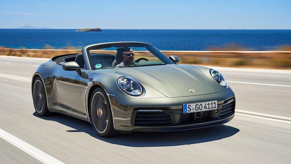 Κίνα: Προς ανάκληση 42.070 οχημάτων Porsche