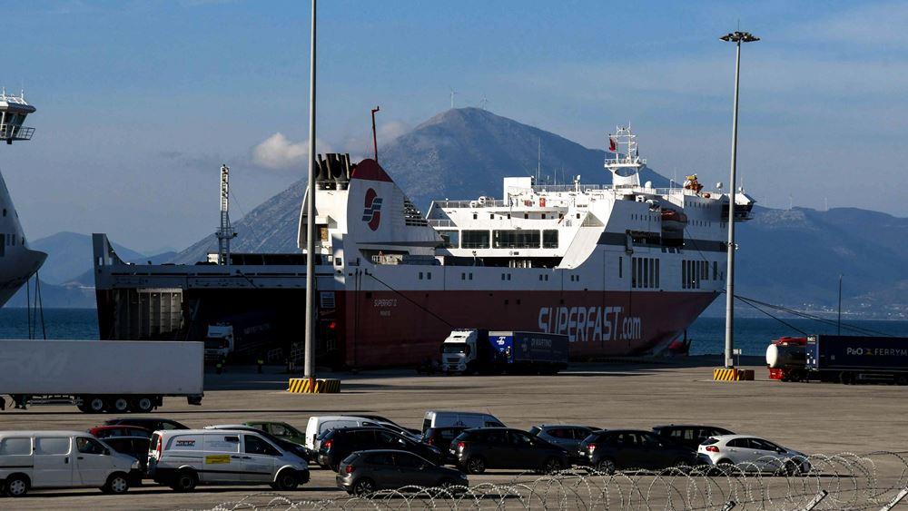 """""""Ανοίγει"""" ύστερα από 3,5 μήνες το λιμάνι της Πάτρας - αναμένεται να φτάσουν πάνω από 1.000 επιβάτες αύριο"""