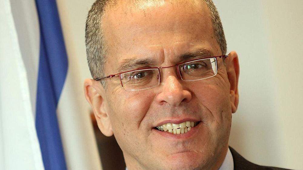 Δέσμευση για περαιτέρω βελτίωση των σχέσεων Ελλάδας Ισραήλ, εξέφρασε ο νέος πρέσβης στην Αθήνα