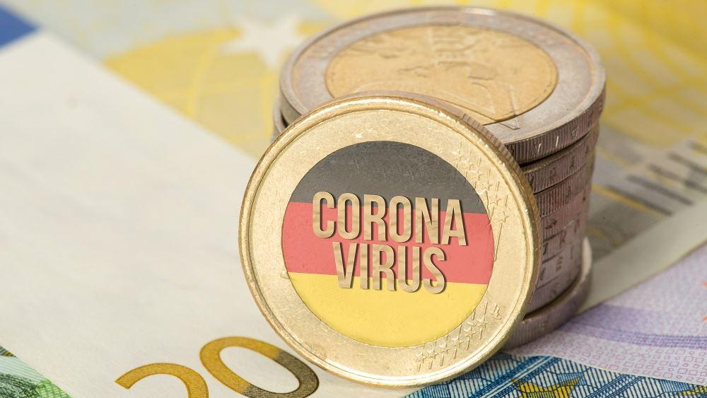 """Γερμανία: Στα 10 δισ. ευρώ η έκτακτη στήριξη λόγω του """"μερικού lockdown"""""""