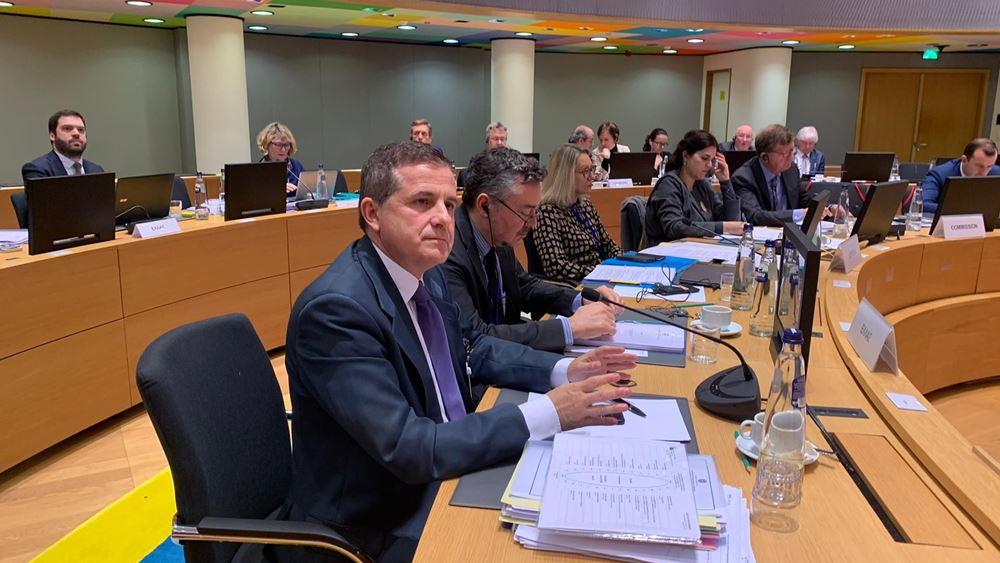 Κ. Αραβώσης: Προτεραιότητα η ευρωπαϊκή συμμόρφωση της Ελλάδας στη διαχείριση λυμάτων