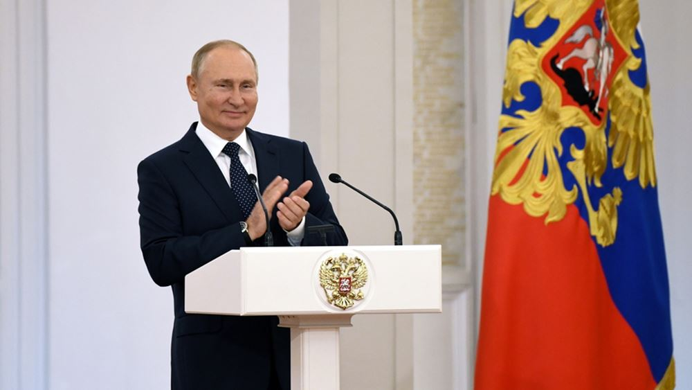 """Πούτιν: """"Δεκάδες"""" στο περιβάλλον μου νοσούν - Θα μείνω σε απομόνωση """"για λίγες ημέρες"""""""