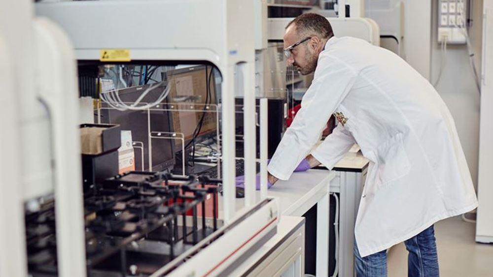 Άνοδος του δείκτη PMI λόγω της ταχύτερης αύξησης των νέων εργασιών