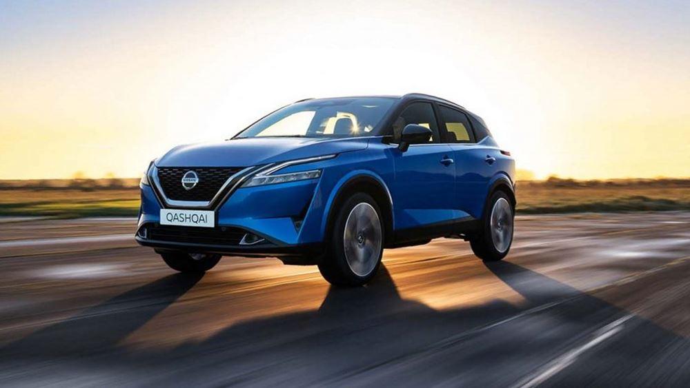 Η τεχνολογία αλουμινίου και το νέο Nissan Qashqai