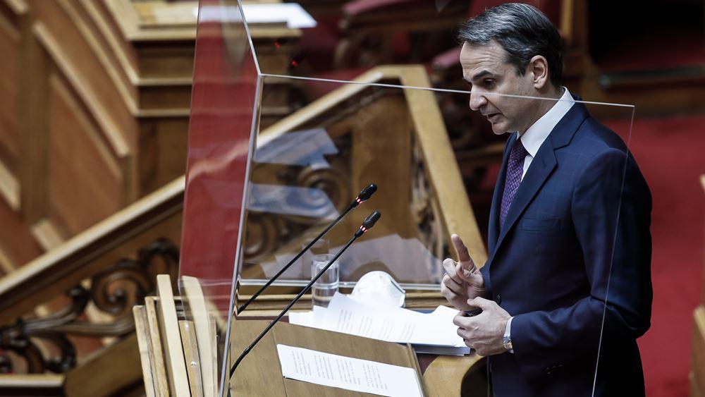 """Κυβέρνηση, στον απόηχο της συζήτησης στη Βουλή: """"Εθνική εξαίρεση ο ΣΥΡΙΖΑ"""""""