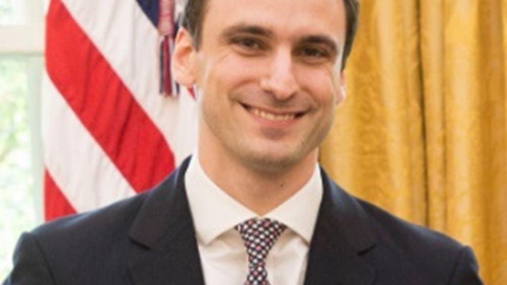 Από το χωριό Βολισσός της Χίου ο νέος υφυπουργός Άμυνας των ΗΠΑ, Μιχάλης Κράτσιος-Κοτσακάς