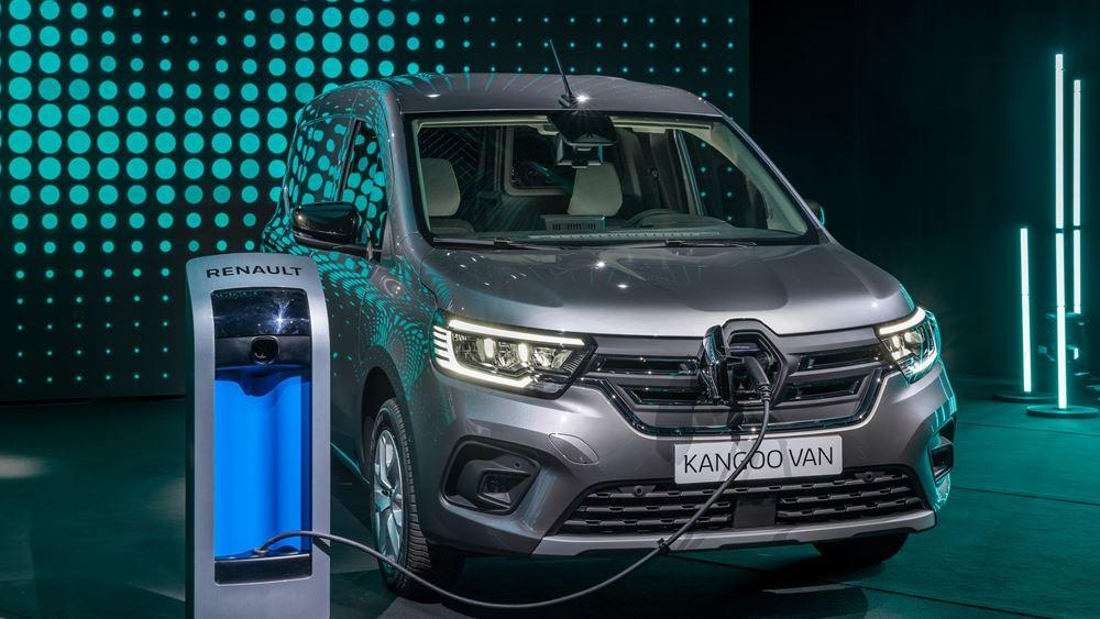 Envision Group: Κατασκευάζει εργοστάσιο μπαταριών ηλεκτρικών οχημάτων για τη Renault