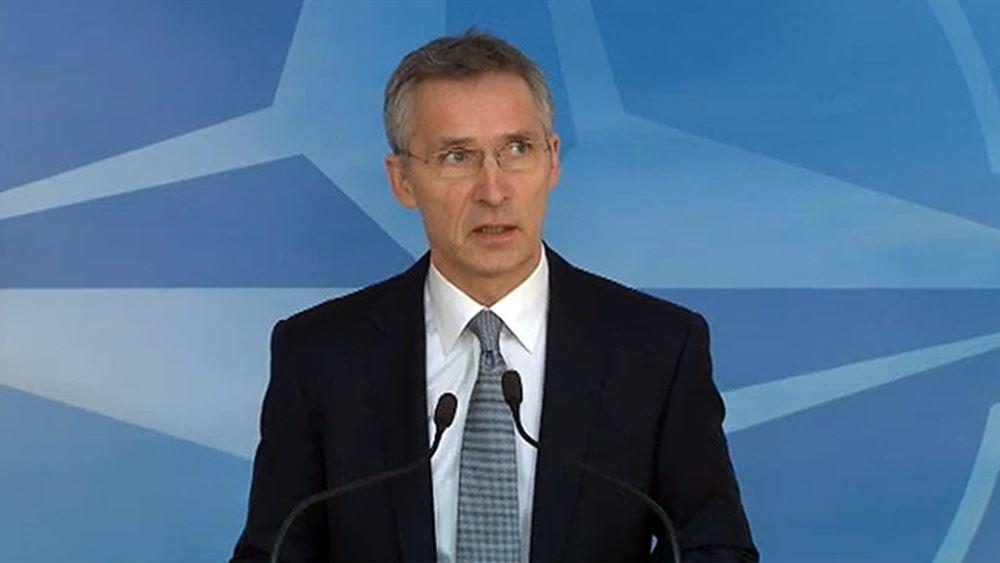 NATO: Ο Στόλτενμπεργκ δεν μπορεί να εγγυηθεί ότι η διαμάχη με την Τουρκία θα επιλυθεί στη Σύνοδο Κορυφής
