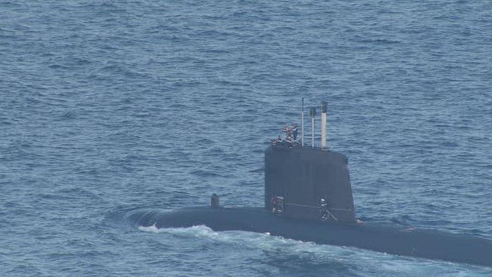 Γαλλία: Υπό έλεγχο η φωτιά σε πυρηνοκίνητο υποβρύχιο