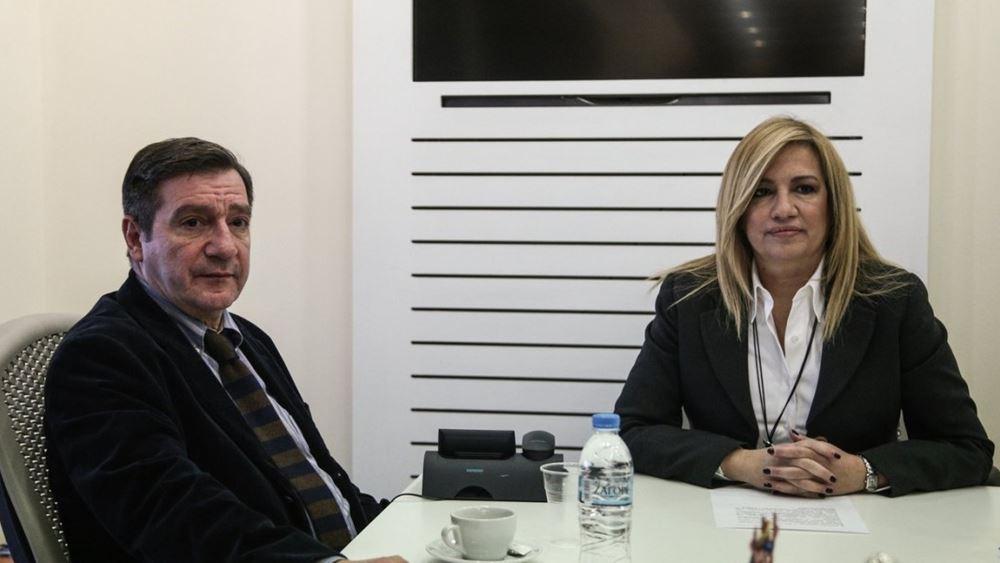 Γ. Καμίνης: Μονόπλευρο το φλερτ του ΣΥΡΙΖΑ προς το ΚΙΝΑΛ