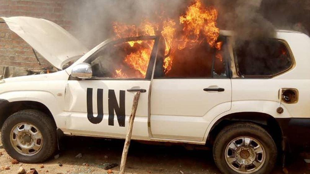 Επίθεση τζιχαντιστών στο Κονγκό: Πάνω από 15 νεκροί - Απραξία του ΟΗΕ καταγγέλλουν οι ντόπιοι