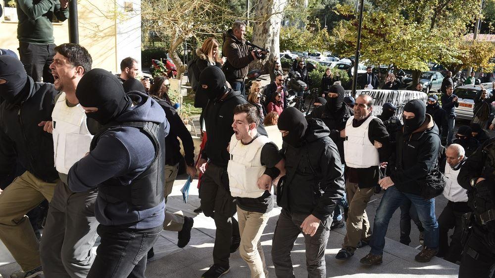 Στη φυλακή οι 9 Τούρκοι
