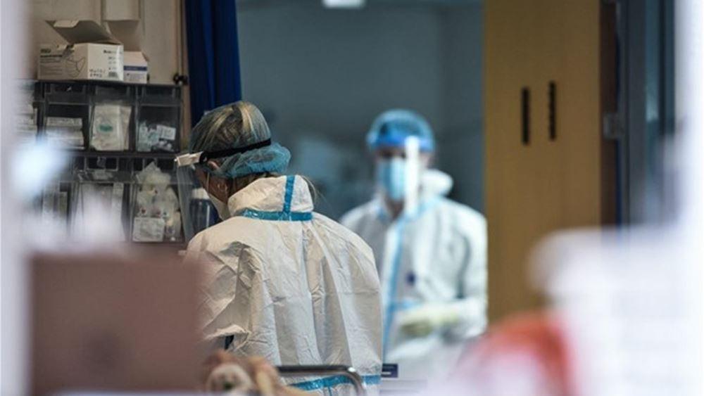Κορονοϊός: 2.433 νέα κρούσματα - Στους 556 οι διασωληνωμένοι, 50 θάνατοι
