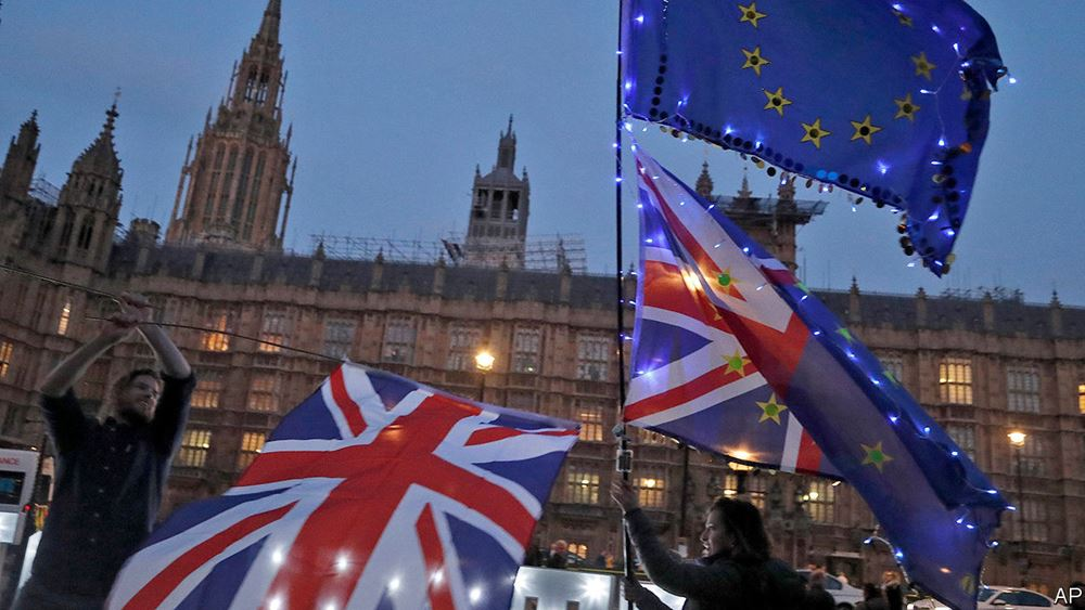 Ισχυρά κέρδη για τη λίρα μετά την ανακοίνωση για συμφωνία στο Brexit
