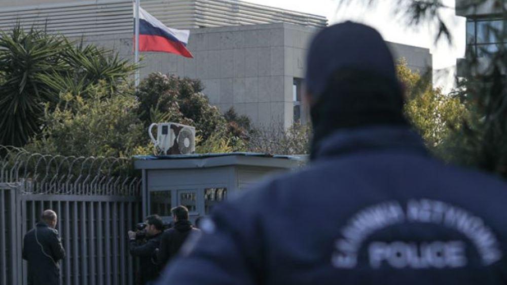 Σχόλιο της ρωσικής πρεσβείας στην Ελλάδα για τις σημερινές δηλώσεις Πομπέο
