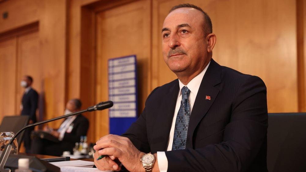 Μ. Τσαβούσογλου: Η τουρκική πρεσβεία στην Καμπούλ συνεχίζει τη λειτουργία της