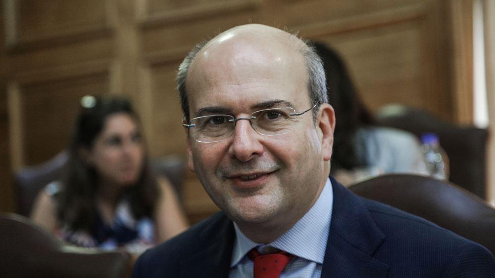 Κ. Χατζηδάκης μετά τη συνάντηση με ΓΕΝΟΠ: Στόχος μια ΔΕΗ πιο φιλική προς τον καταναλωτή