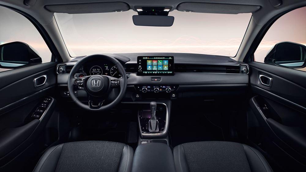 Νέο Honda HR-V e:HEV: Ορόσημο στην άνεση του εσωτερικού
