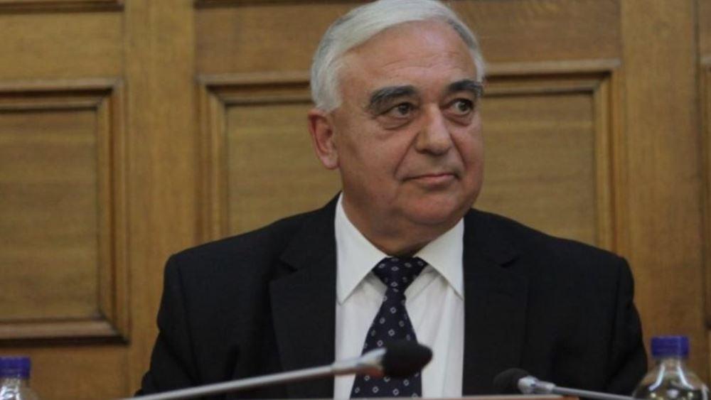Πέθανε ο πρώην βουλευτής της ΝΔ Γ. Δεικτάκης που έπαθε ανακοπή στο γήπεδο