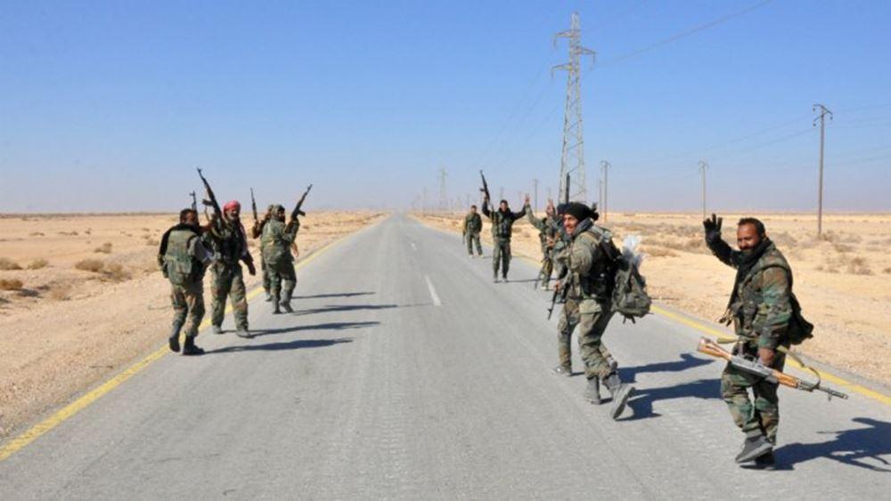 Πάνω από 40 νεκροί σε συγκρούσεις μεταξύ του συριακού καθεστώτος και τζιχαντιστών στη βορειοδυτική Συρία
