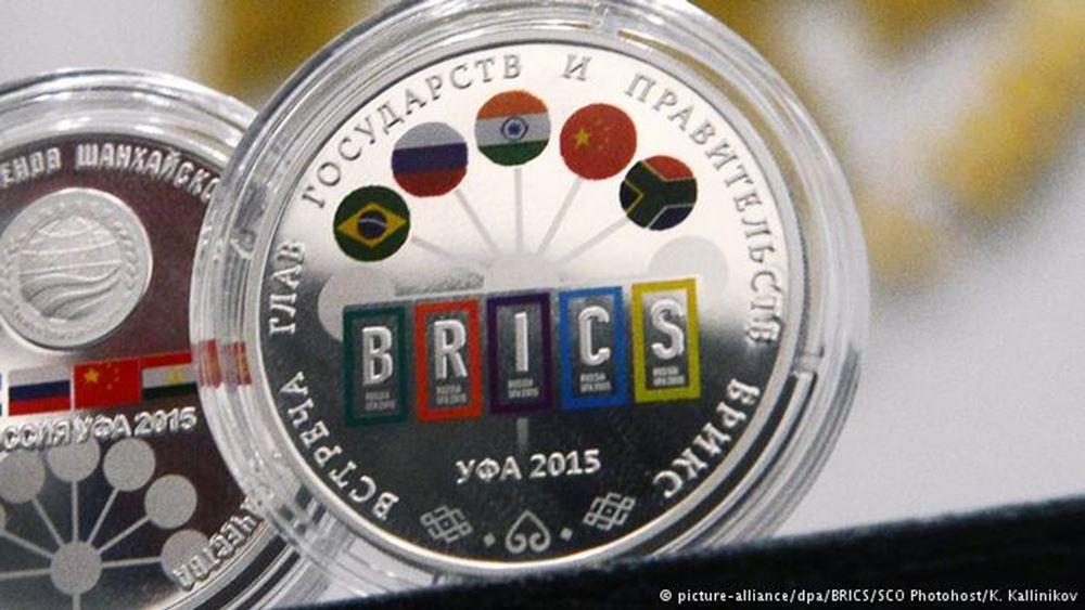 Την ανάπτυξη κοινού συστήματος πληρωμών εξετάζουν οι χώρες BRICS