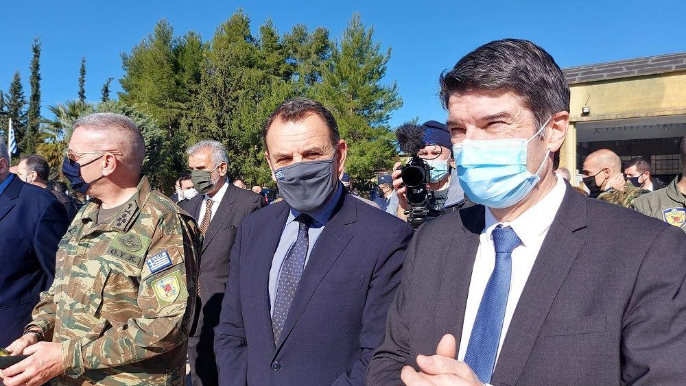 Παναγιωτόπουλος: Η στρατιωτική συνεργασία Ελλάδας-Γαλλίας εδραιώνει ένα ασφαλέστερο γεωπολιτικό περιβάλλον στην περιοχή