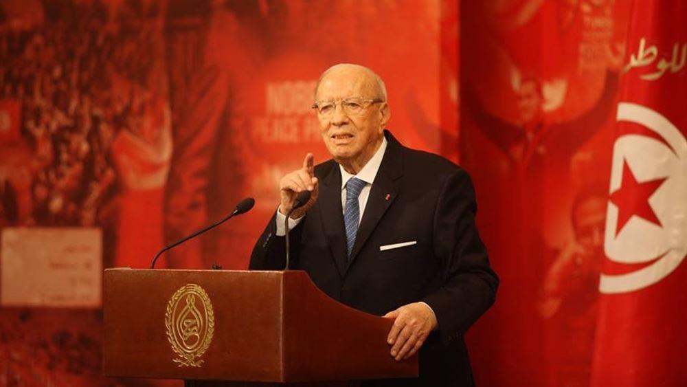 Τυνησία: Στο νοσοκομείο διεκομίσθη ο πρόεδρος Εσέμπσι